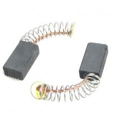 2x Escobilla carbón universal para Motor Eléctrico Tipo Taladro