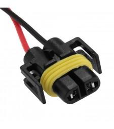 CONECTOR BOMBILLA H8 H9 H11 H16 ESTANDARD LED XENON HALOGENA
