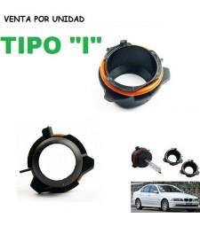 """Adaptador Soporte H7 Kit de Led y kit de Xenon BMW Serie 5 Tipo""""I"""""""