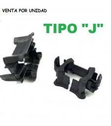 """Adaptador Soporte H7 Kit de Led kit Xenon Citroen Ford Peugeot Tipo """"J"""""""