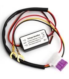 Controlador Universal Luz Diurna o Anti Niebla Relé Luz de Día Nieblas