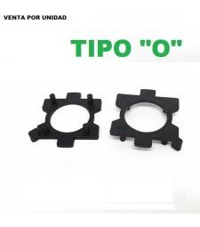 """Adaptador Soporte H7 Kit de Led y kit de Xenon Coche Mazda Tipo """"O"""""""