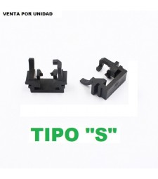 "Adaptador Soporte H1 Kit de Led y kit Xenon Kia Ford Focus Tipo ""S"""