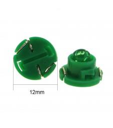 Bombilla T4.7 Led Cob Luz Marcador Cuadro Reloj Coche Moto Furgoneta