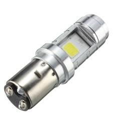 BOMBILLA LED BA20D H6 MOTO