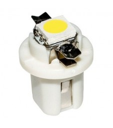 Bombilla T5 B8.5D Led Smd Coche Instrumentos Marcador W3W W1.2W W2.3W