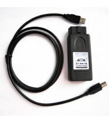 HERRAMIENTA DIAGNOSIS MINI Y BMW SCANNER 1.4 USB X3 X5 Z4 E38 E39 E46