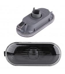 Lámpara Intermitente Ahumado Negro Lateral VW Golf Jetta Seat Altea Leon