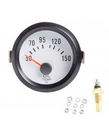 Reloj Gauge Temperatura Aceite Universal Coche