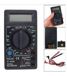 Voltímetro Multímetro Amperímetro Polímetro Universal Automoción