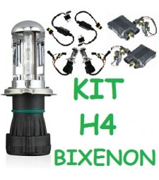 KIT 2 H4 BIXENON 35W