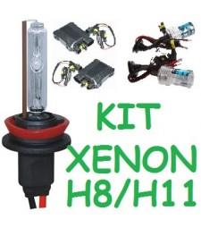 KIT XENON H8 H11 PARA 2 FAROS 35/55W